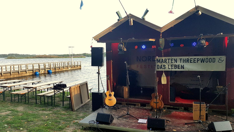 Marten Threepwood & Das Leben beim NORDEN-Festival